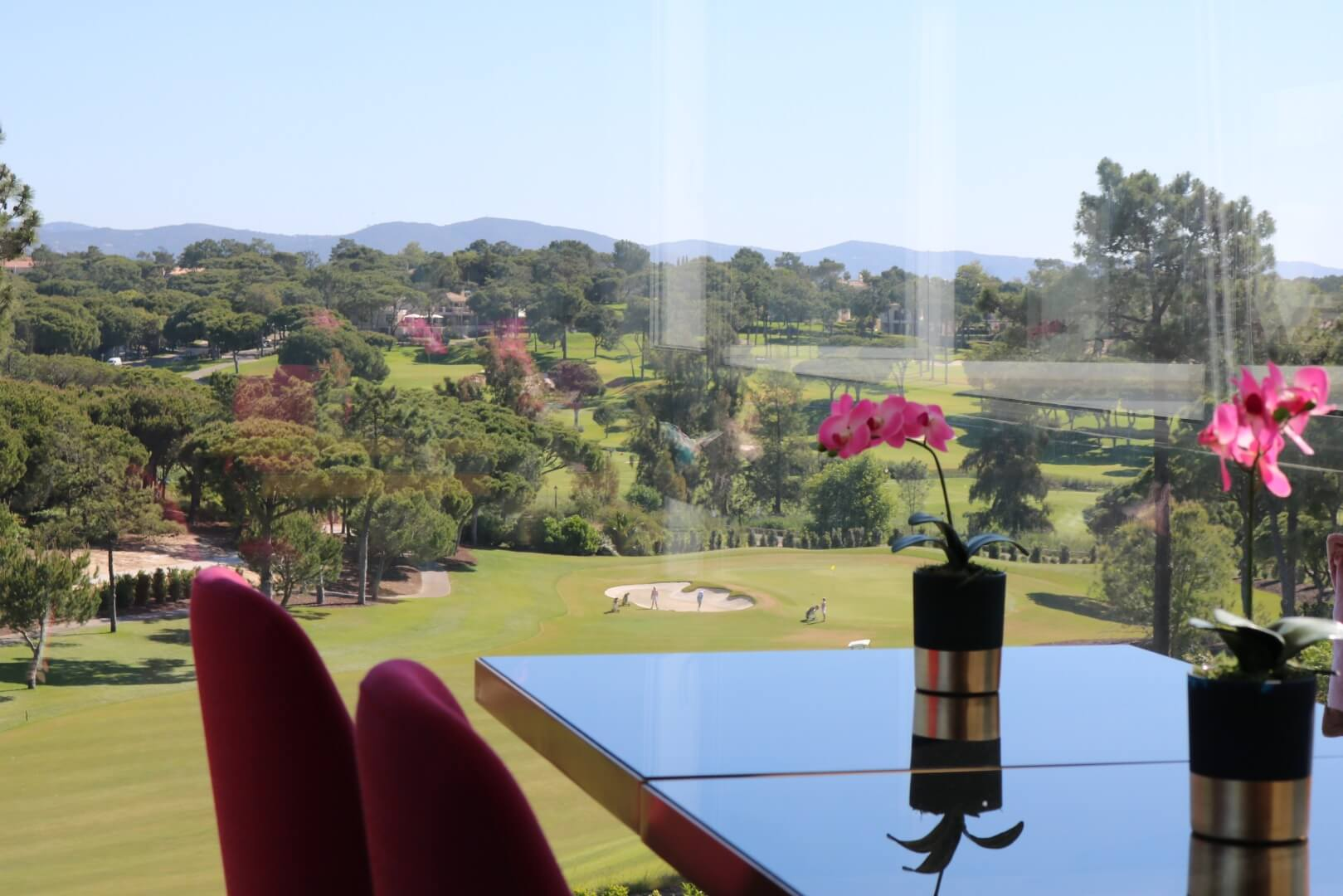 Restaurante Amara no Four Seasons Fairways