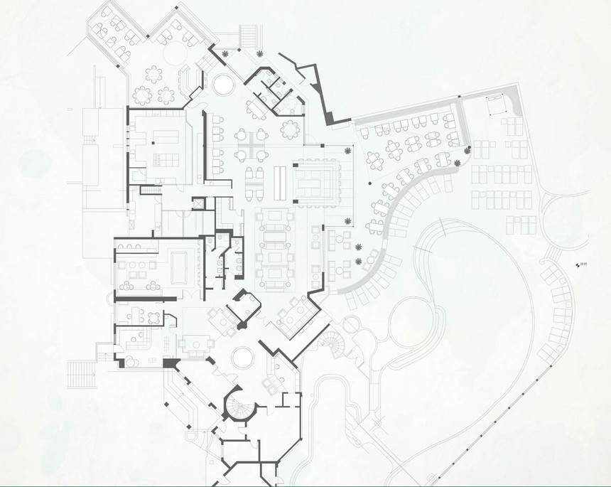 Clubhouse Development Plans - image #1