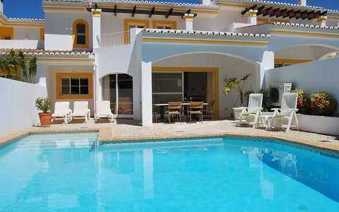three bedroom villa with pool - Bild #1