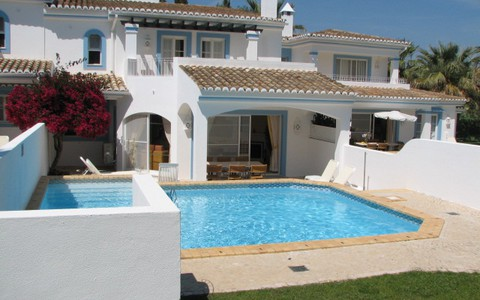 three bedroom villa with pool - Bild #5