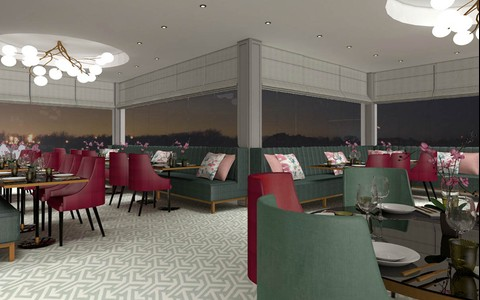 Clubhouse Development Plans - image #2