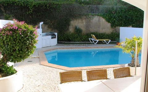 three bedroom villa with pool - image #8