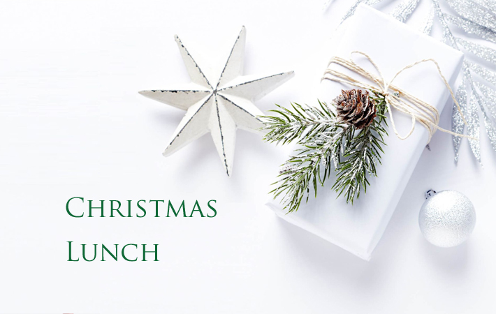 Christmas lunch in VIVO Restaurant